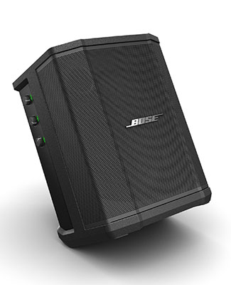 Bose S1 Pro powered speaker with Bluetooth and battery power