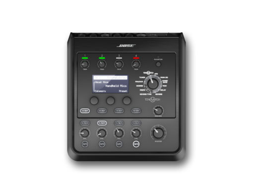 Bose T4S ToneMatch 4 Channel Digital Mixer